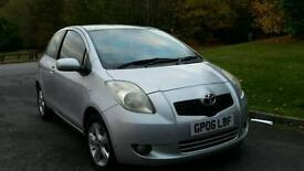 TOYOTA YARIS T SPRIT 2006 EXEXCELLENT CONDITION KEY LESS START
