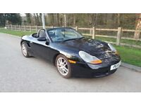 Porsche Boxster 2.7 Manual 2002 - Private Plate and 126k miles