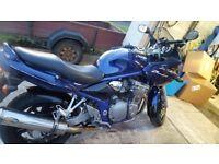 Suzuki gsf sk3 600 bandit