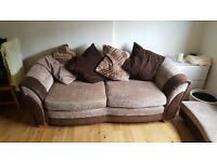 DFS 2 Seater Sofa Bed