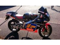 Aprilia RS125 1999 Full power