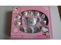 Kids Hello Kitty Porcelaine Set
