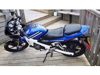 HONDA CBR125 PROJECT OR SPARES OR REPAIRS