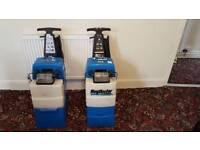Two Rug Doctor Widetrack Carpet Cleaners Spares Or Repairs