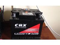 CBX CAR BATTERY ,HEAVY DUTY, SUITABLE FOR ALL CARS UPTO 1.6LTR. MAINTENANCE FREE , ENERGY PLUS