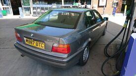 1994 BMW E36 320i manual SPARES/REPAIRS
