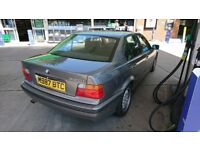 1994 BMW E36 320i manual NO VANOS