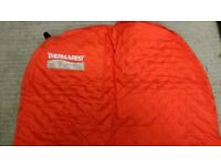 Thermarest Prolite Sleep Mat Large with Thermarest Camp Chair.