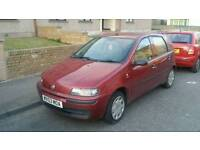 Fiat Punto 1.2 8v Quick Sale due to new car