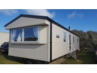 Holiday caravan for rent - Haven resort, Perran Sands, Cornwall.