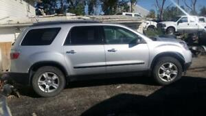 2009 GMC Acadia SLE-1 FWD 3.6L Parts Outing