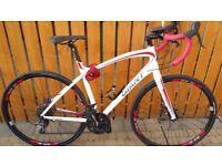 Gents Cyclo-Cross Bike for sale. Shimano Gears