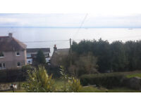 Flatmate wanted, room share, board, accomodation, double bedroom to let, air bnb Kirkcaldy Dysart