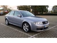 2004 Audi A4 1.9 TDI Sport Quattro 4dr with FULL SERVICE HISTORY