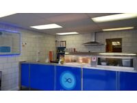 Traditional Fish & Chips Shop for sale with accommodation, Southampton