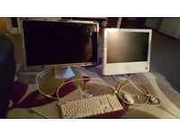 Apple imac computers spairs or repairs