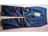 Brand new Sunice Typhoon waterproof trousers