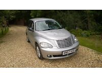 2007 pt cruiser touring auto ( new mot )