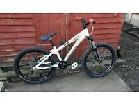 Norco 125 mtb bike jump custom