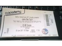 *Joanne Shaw Taylor* gig concert ticket for Friday 20th at Glasgow ABC o2 -- Celtic Connections