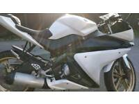 Yamaha ysf r125 spares and repair