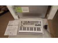 Korg Minilogue Analogue Synthesizer - Boxed / Immaculate! Extra Sound Pack!