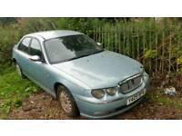 Rover 75 diesel 2001 spairs or repairs