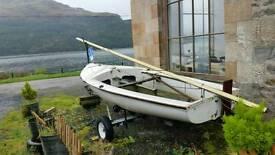 Bosun class dinghy