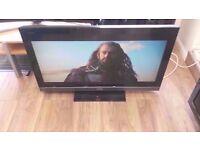 "Sony 40"" Bravia Full HD 1080p Digital Freeview LCD TV £120"