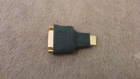 DVI to HDMI Adaptor