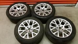 (H220) 4 jantes 18 pouces - 4 mags 18 inch - BMW 5 & 7 Series 5x120