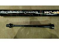 MaCallum McC2 Solo Blackwood Bagpipe Chanter