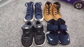 Boys shoes size 7 and 7. 5