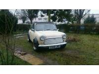 Classic mini Mayfair 1987 Road going project
