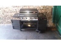 Gas BBQ hardly used