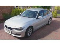 BMW 320D 2012 EFFICIENTLY DYNAMICs