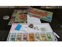 Ghettopoly rare monopoly style game
