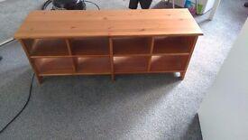 Ikea shoe storage bench (LEKSVIK)