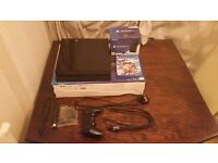 1Tb PS4 with PlayStation TV and game!!