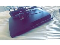 Play station 3, one controller, no games