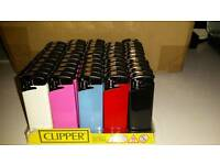 Clipper electronic lighters