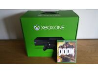 Xbox One - 500gb comes with Doom
