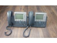 Office or home phone voip Cisco CP-7942G