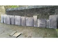 Indian stone slates