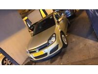 ASTRA 2004/54 Full AUTOMATIC 5 door 1.8 engine HPI CLEAR not focus corsa golf polo or fiesta LOW MIL