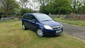 VAUXHALL ZAFIRA 1.9 CDTI 2009 ALL FOR PARTS