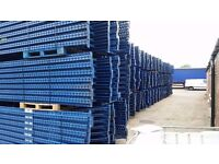 joblot dexion style pallet racking 1000 bays available!( storage , shelving )