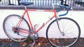 Motobecane Type Record road bike classic French bike 57cm/Medium size recent service