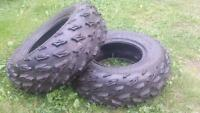 **Yamaha Raptor Tires!! excellent condition