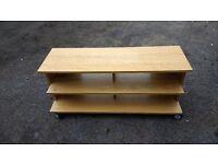 Ikea wheely TV stand